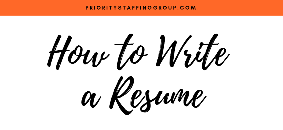 resume writing the beginners guide - Resume Writing Guide