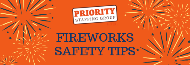 Fireworks Safety Tipd